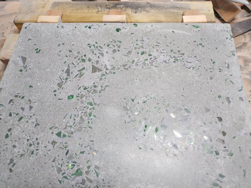 Shiney table top