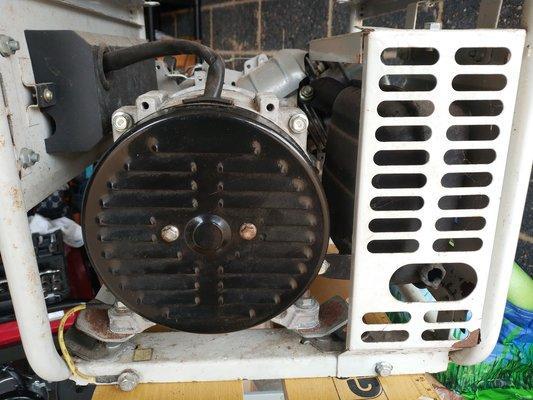 Performance Power 1Kva Petrol Generator generator end cap