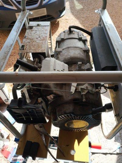 Performance Power 1Kva Petrol Generator with no tank